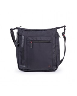 Hedgren Crossover Bag Zeppelin Revised External Black