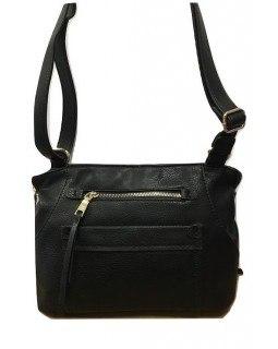 KGB Studio Crossbody Handbag Pamela Black