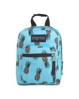 JanSport Lunch Bag Big Break Leopard Pineapples