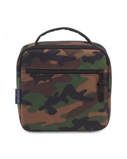 JanSport Lunch Break Box Bag Surplus Camo