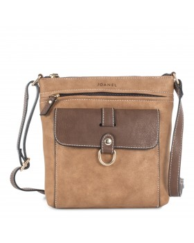 Joanel Bridget Crossbody Bag Tan