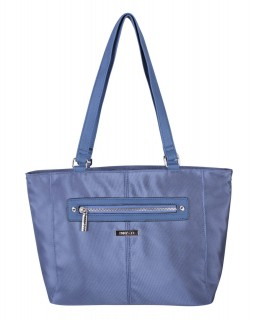 Roots 73 Lunch Handbag Light Blue