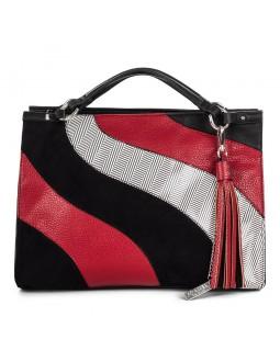 Joanel Chevy Cherry Satchel Handbag