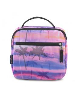 JanSport Lunch Break Box Bag Palm Paradise