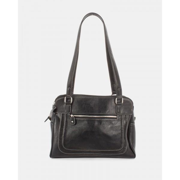 Joanel Barbara Tote Bag Black