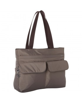Hedgren Tote Bag Inner City Caja Sepia
