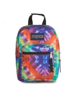 JanSport Lunch Bag Big Break Hippie Days Tie Dye