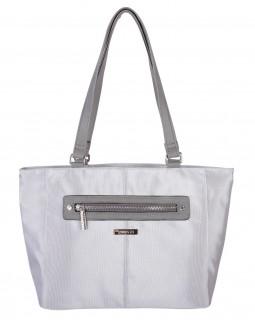Roots 73 Lunch Handbag Light Grey