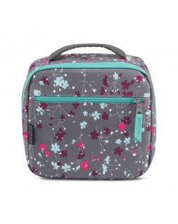 JanSport Lunch Break Box Bag Spring Meadow
