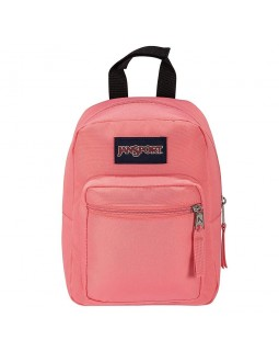 JanSport Lunch Bag Big Break Strawberry Pink