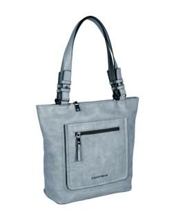 KGB Shoulder Handbag Suzy Light Blue