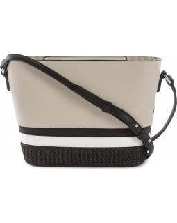 Joanel Day Dreamer Women's Crossbody Bag Black / Beige