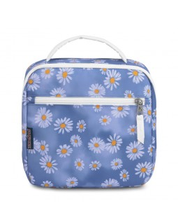 JanSport Lunch Break Box Bag Daisy Haze