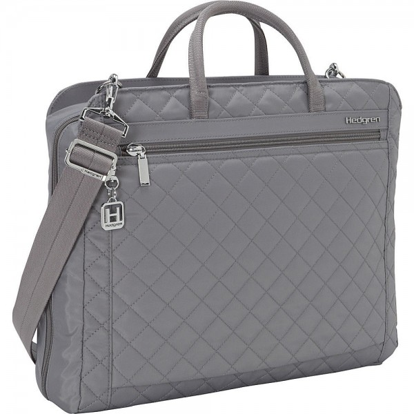 Hedgren Business Bag Diamond Touch Pauline Grey
