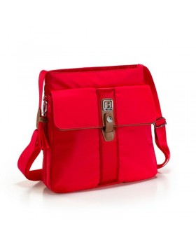 Hedgren Crossover Bag Casual Chic Mahi Red