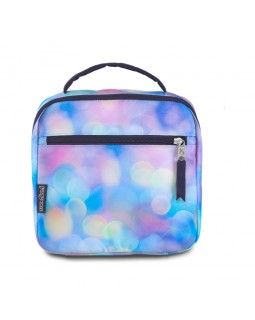 JanSport Lunch Break Box Bag City Lights
