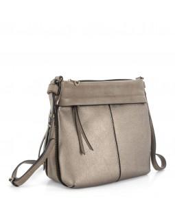 Joanel Isabelle 2.0 -Women's Crossbody Bag Pewter