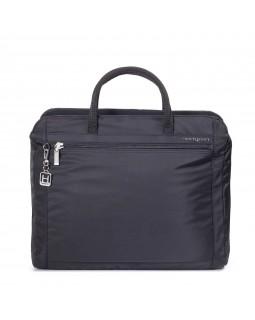 Hedgren Briefcase Inner City Essence Black