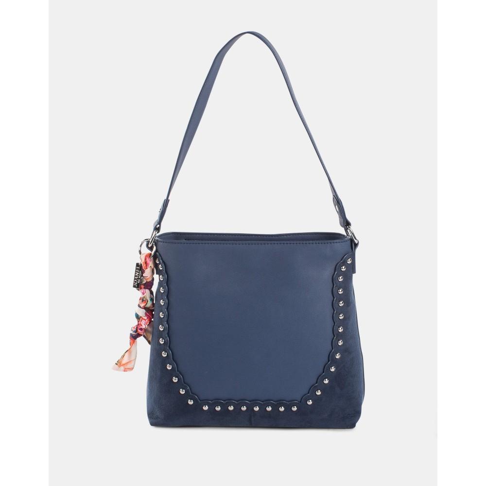 Joanel Pixie Hobo Bag Blue