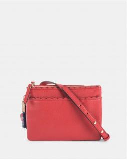 Joanel Rio Crossbody Bag Red