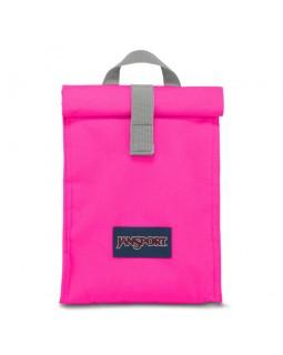 Jansport Rolltop Luch Bag Ultra Pink