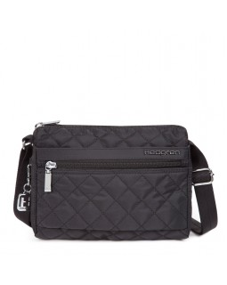 Hedgren Shoulder Bag Diamond Touch Carina Black