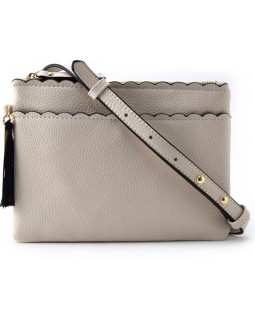 Joanel Rio Crossbody Bag Ivory