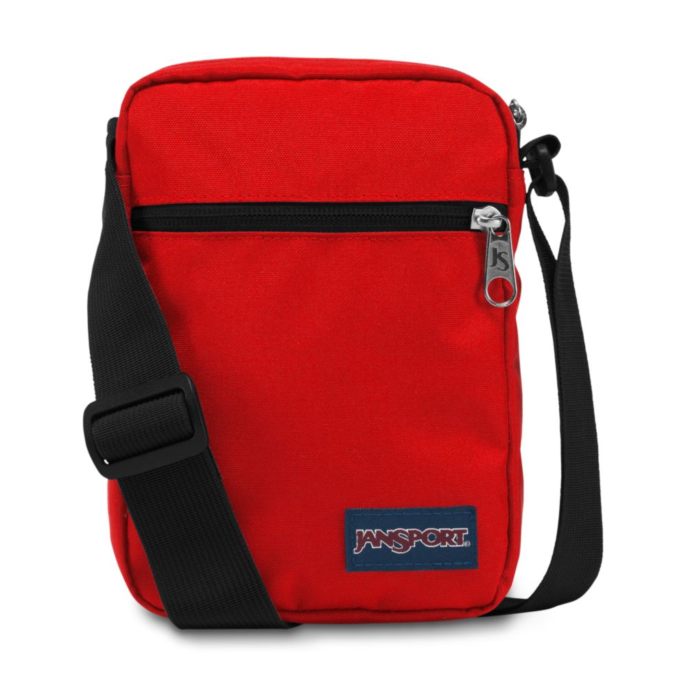 121c0e357 JanSport Weekender Mini Bag Red Tape • Cross-body Bags • Handbags Vogue