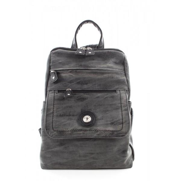 Mouflon Journey Backpack Black Charcoal