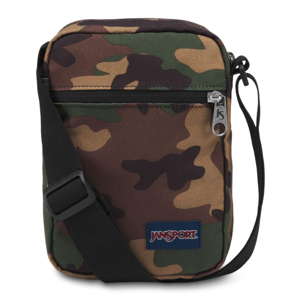 ae4bace89 JanSport Weekender Mini Bag Surplus Camo • Cross-body Bags ...