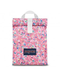 Jansport Rolltop Luch Bag Confetti