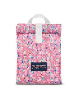 Jansport Rolltop Lunch Bag Confetti