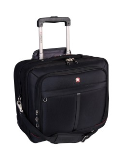 "Swiss Gear Wenger 15.6"" Laptop Business Traveler Roller"