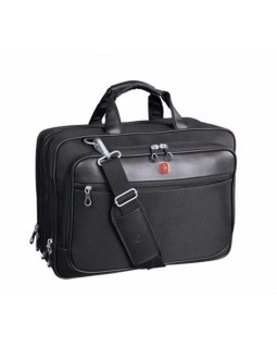 Swiss Gear Top Load Laptop Business Case SmartScan