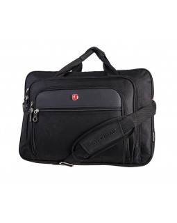 "Swiss Gear Business Case With Laptop Section For 17.3"" Laptop"