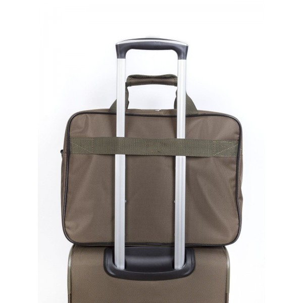 "Skyway 16"" Carry-On Duffel Bag Sigma 5.0 Green"