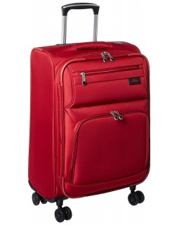 "Skyway 21"" Spinner Carry-On Luggage Sigma 5.0 Merlot Red"