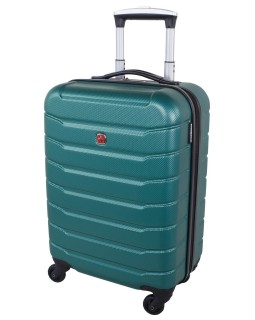 "Swiss Gear 20"" Spinner Carry-On Luggage VaianaTeal"