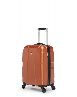 "Swiss Gear Cote D'Azure 20"" Spinner Carry on luggage Orange"