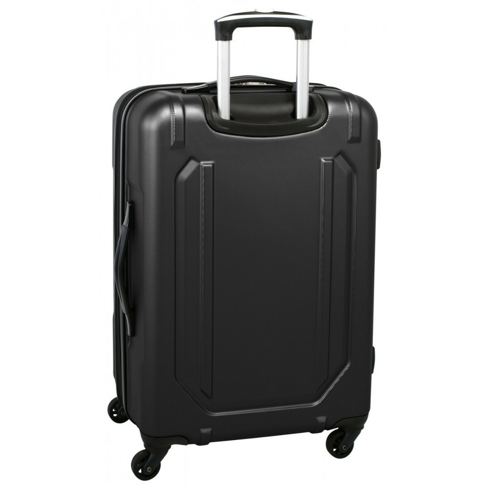 Swiss Gear 28 Quot Spinner Expandable Luggage Escapade 3 Black