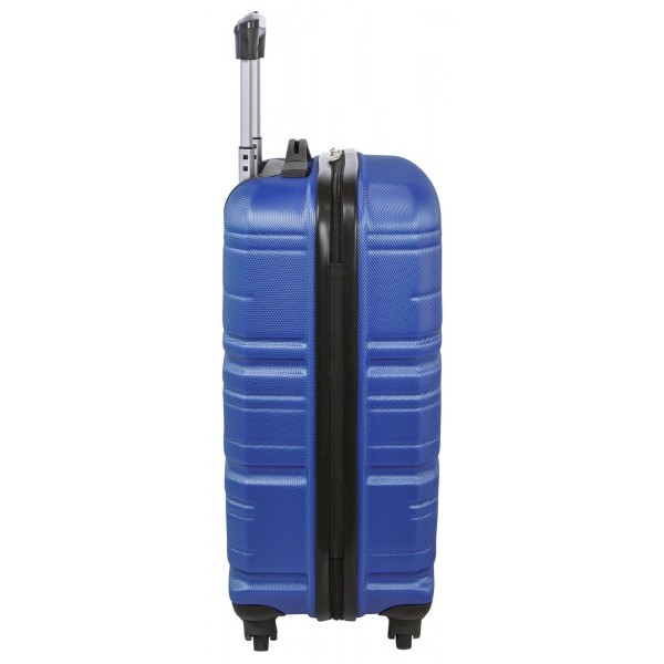 "Swiss Gear 20"" Spinner Carry-On Luggage Migration Royal Blue"