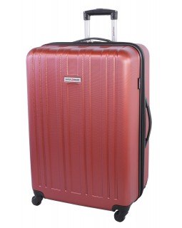 "Swiss Gear 28"" Spinner Expandable Luggage Travelite Orange"