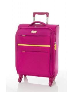 "Rosetti 19"" Expandable Carry-On Spinner Sunshine 17 Berry"