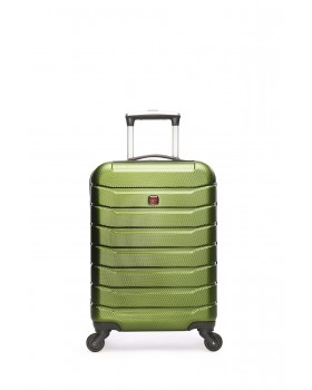 """Swiss Gear 20"""" Spinner Carry-On Luggage Vaiana Moss"""