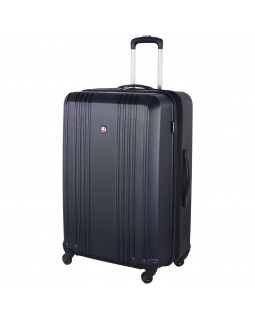 "Swiss Gear 28"" Expandable Hardside Luggage Cristalina Navy"