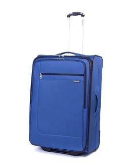 "Ricardo Beverly Hills 28"" Expandable Luggage Sausalito Lites 2.0 Blue"