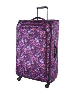 "Atlantic 29"" Spinner Expandable Luggage Infinity Lite 2 Magenta"