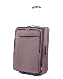 "Ricardo Beverly Hills 28"" Expandable Luggage Sausalito Lites 2.0 Cappuccino"