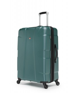 "Swiss Gear Cote D'Azure 28"" Spinner Expandable Luggage Teal"