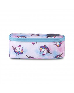 JanSport Vector Accessory Pouch Unicorn Clouds